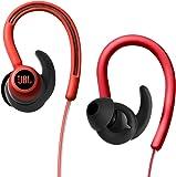 JBL Reflect Contour Bluetooth Wireless Sports Headphones Red