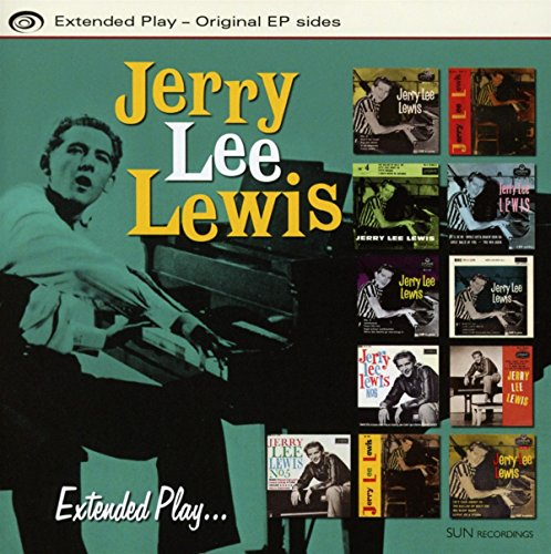CD : Jerry Lee Lewis - Extended Play: Original Ep Sides (United Kingdom - Import)
