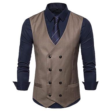 Homebaby Blazer - Pantuflas para hombre, elegante vestido de ...
