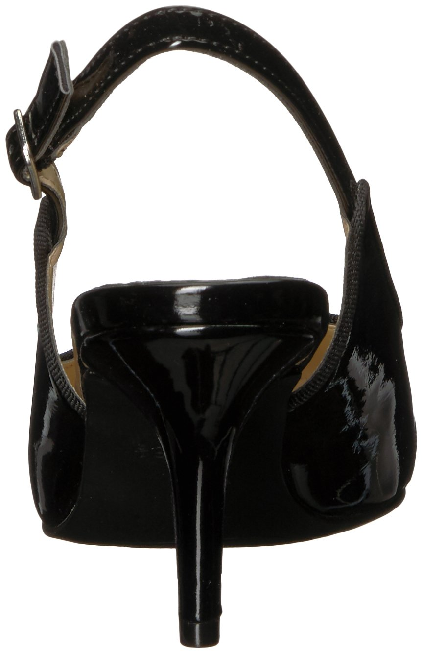 ADRIENNE VITTADINI Women's Shandy Pump B079H83B64 9.5 B(M) US|Black-cp