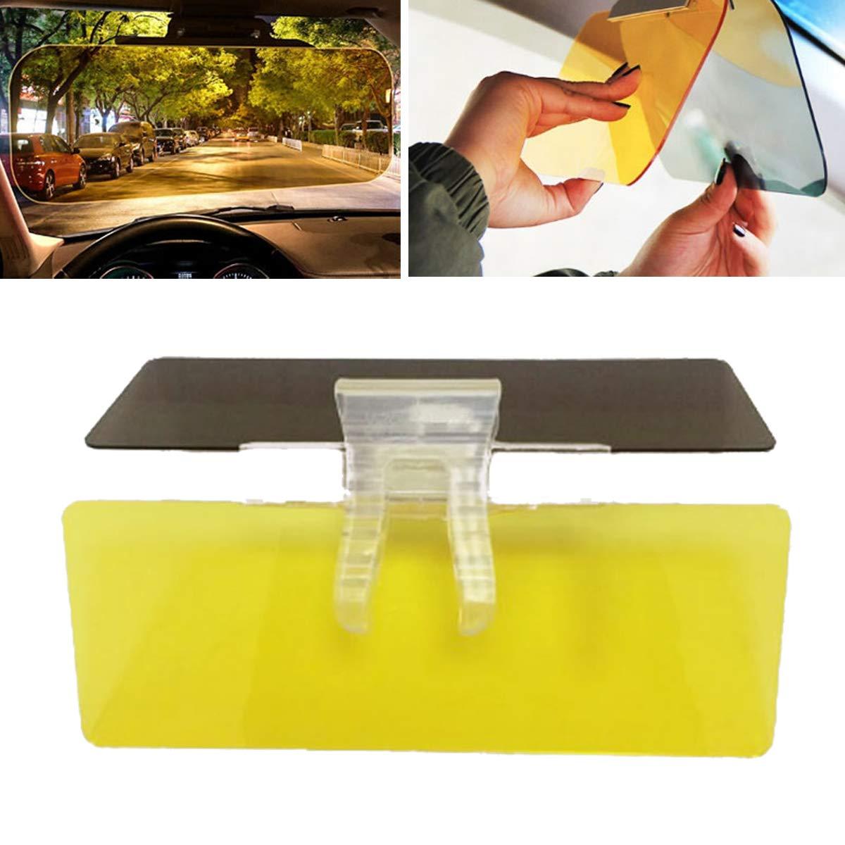 Anti-Glare Driving HD Car Glasses Day/Night Vision Driving Mirror Sun Visors Amazingseller2015