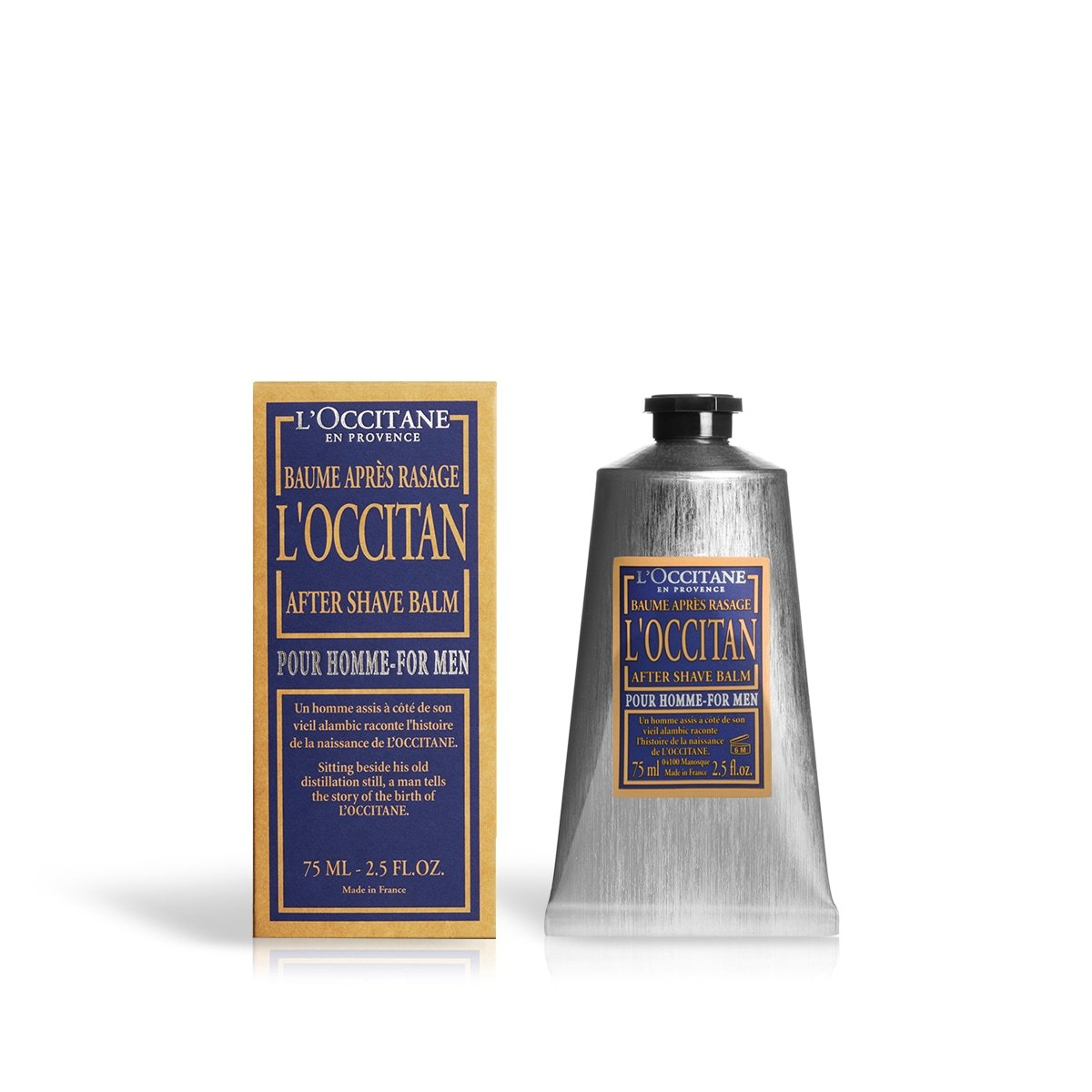 L'Occitane Moisturizing L'Occitan After Shave Balm for Men with Shea Butter, 2.5 fl. oz. by L'Occitane (Image #2)