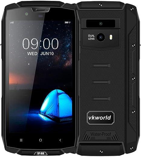 Gaddrt Mali-T860 VkWorld VK7000 IP68 - Smartphone Impermeable (5,2 ...