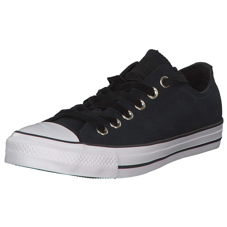 Noir (noir noir blanc 001) Converse CTAS Ox, Chaussures de Fitness Femme 40 EU