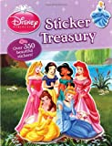 Disney Princess Sticker Treasury