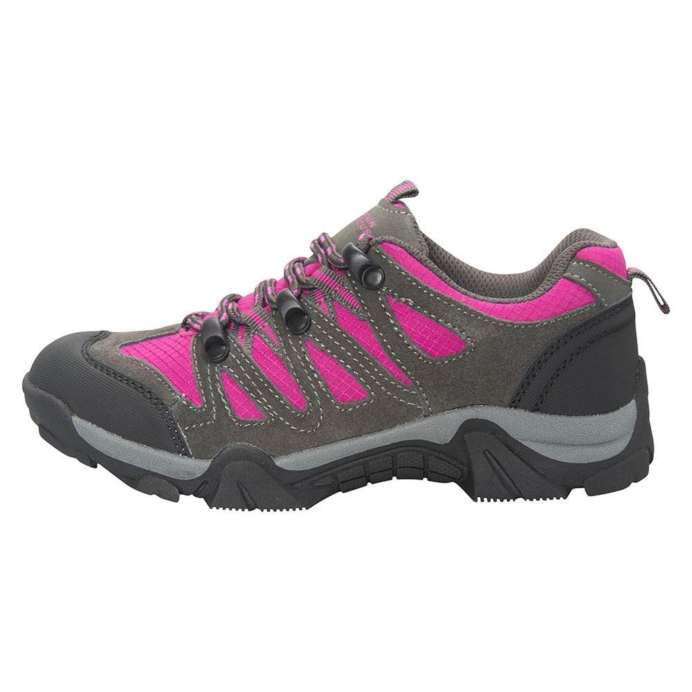 Mountain Warehouse Cannonball Kids Walking Shoes –Durable Hiking Shoes