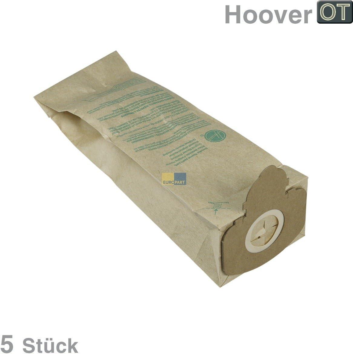 10 Sacchetto per aspirapolvere adatto per HOOVER ACENTA S 3090