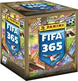 2017 Panini FIFA 365 2018 soccer stickers 1 sealed box (50 packs - 250 stickers)