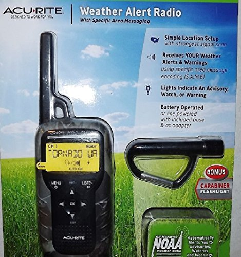 Rite Weather Alert Radio color