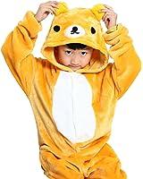 Zhongyu Kigurumi Pajamas For Kids Sleepwear Cosplay Costume Onesie Unicorn Party Gift