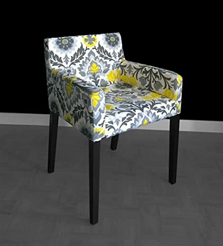 Excellent Amazon Com Ikea Nils Chair Cover Santa Maria Licorice Pdpeps Interior Chair Design Pdpepsorg