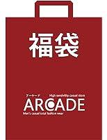 (アーケード) ARCADE 【福袋】 メンズ 2017新春 福袋 (アウター2+ニット2+ボトム1+トップス1+バッグ1+小物1)