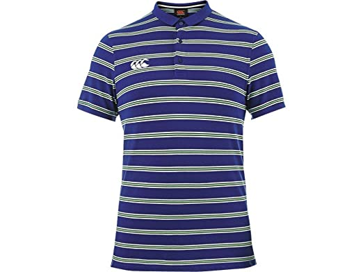 Canterbury Stripe Polo - SS16 - L