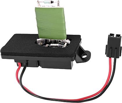 Blower Motor Resistor Plug For 2007 GMC Sierra 3500 Classic; HVAC Blower Motor