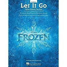 Let It Go - Idina Menzel - Easy Piano