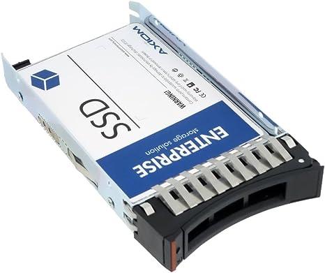 IBM 00AJ410 Unidad de Estado sólido - Disco Duro sólido (800 GB, Serial ATA III, 440 MB/s, 6,35 cm (2.5