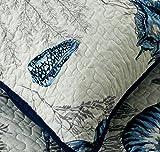 Blue Shell Tread Design
