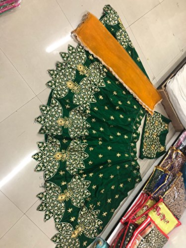 REKHA Ethnic Shop Pakistan Indian Designer Bollywood Wedding Ethnic Clothing Lehenga Choli A86 by REKHA (Image #1)