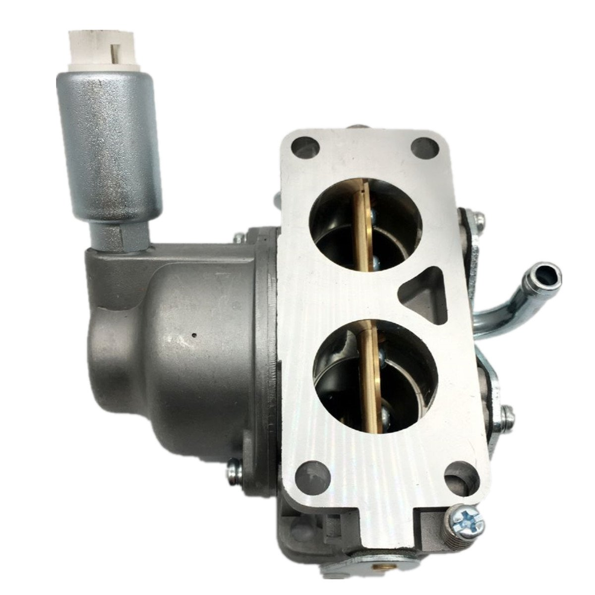 Wilk New Carburetor Carb 791230 699709 For Briggs Stratton V Twin 20 Hp And Engine Diagram 20hp 21hp 23hp 24hp 25hp Manual Choke