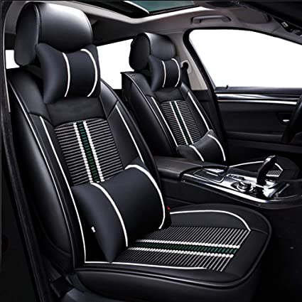 Amazon Com Big Ant Car Seat Covers Leatherette Seat Covers