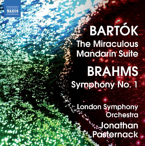 Bartok: The Miraculous Mandarin Suite - Brahms: Symphony No. 1