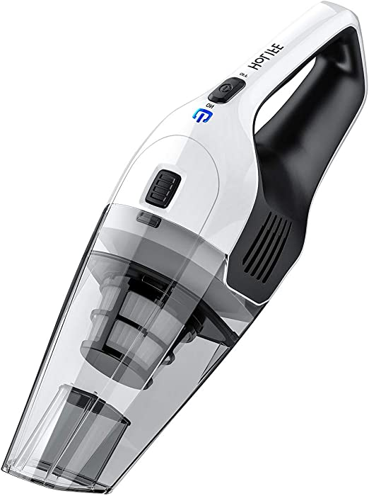 Holife Handheld Vacuum Cleaner Cordless Lightweight Wall Mount Charger