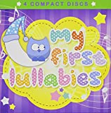 My First Lullabies 4 cd set