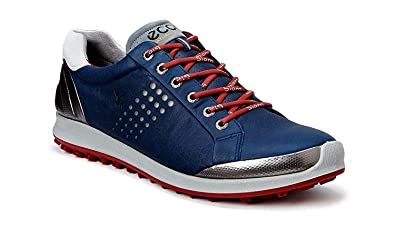 5ab712f3319 Image Unavailable. Image not available for. Colour: ECCO Men's Biom Hybrid  2 Golf Shoe ...