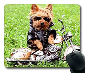 Funny Dog Cool Easter Thanksgiving Personlized Masterpiece Limited Design Oblong Mouse Pad by Cases & Mousepads