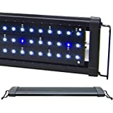 "BeamsWork EA 180 Timer 0.50W 72"" LED Aquarium Light White Blue"