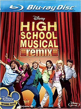 High School Musical (2006) Dual AudioHindi 480p BluRay ORG.x264 AAC ESubs 350MB