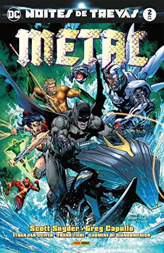Noites de Trevas. Metal - Volume 2