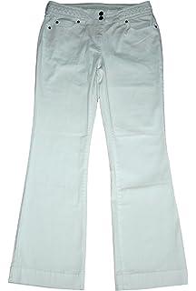 B.C. Best Connections Jeans Hose Gr 20 21 22 23 weiß Bootcut Kurzgröße 99a63eeb1c
