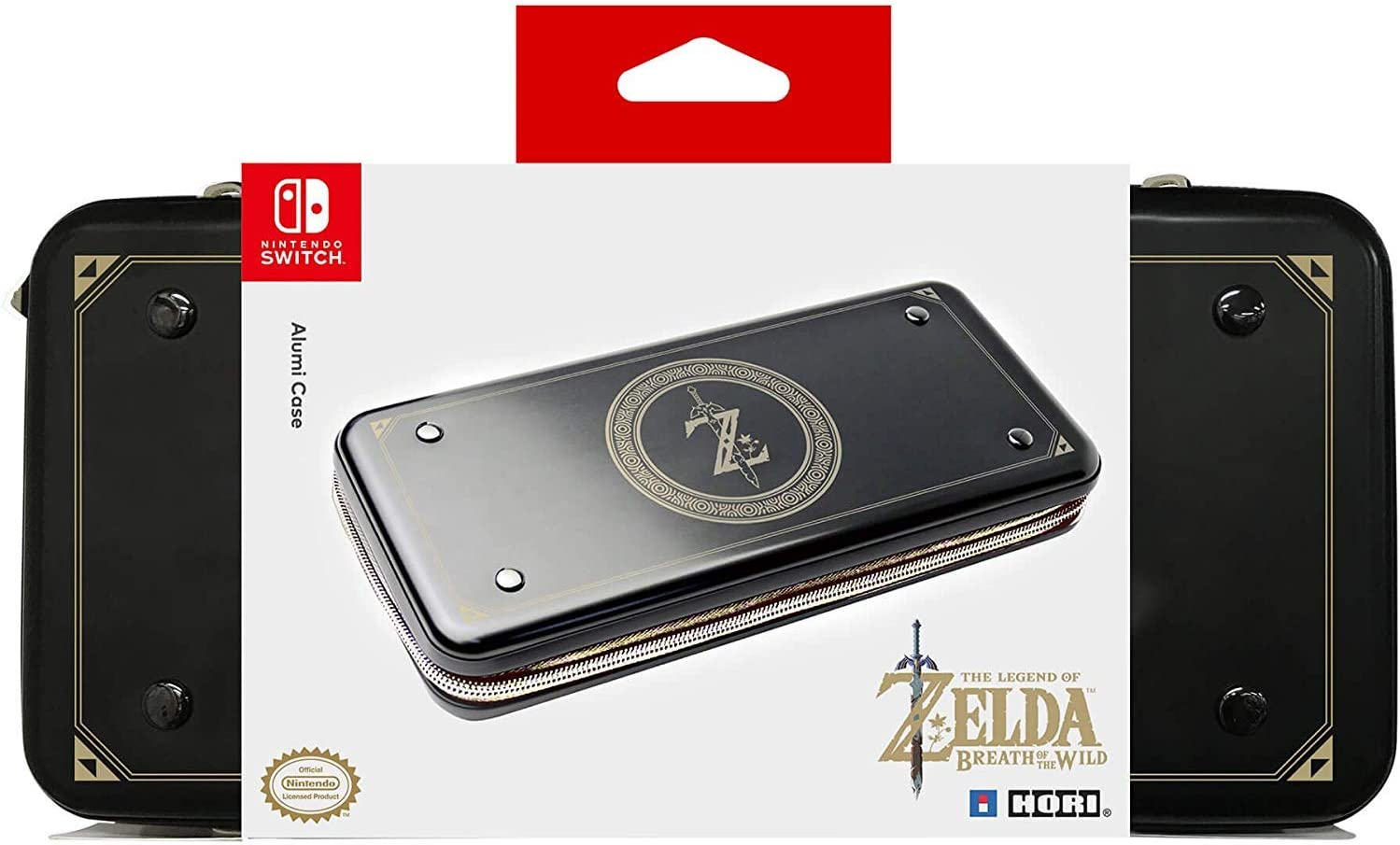 Hori - Alumi Case Zelda (Nintendo Switch): Amazon.es: Videojuegos