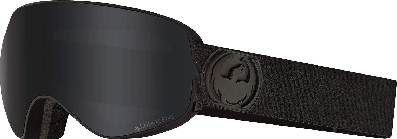 Dragon X2s スノーゴーグル ナイトライダー ダークスモークレンズ&ルーメンローズ&フラッシュブルーレンズ&ケース