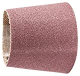 PFERD 41358 Tapered Type Abrasive Spiral Band, Aluminum Oxide A, 1-1/8 to 7/8'' Diameter x 1-3/16'' Length, 150 Grit (Pack of 100)