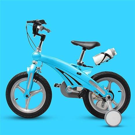 Bike Bicicletas para niños 12/16 Pulgadas bebé Bicicleta de ...
