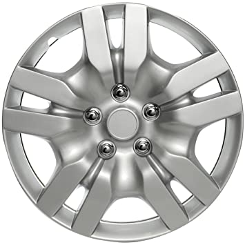 Amazon Com 16 Inch Hubcaps Best For 2009 2012 Nissan Altima