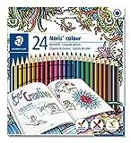 Staedtler Noris colour 185 C24JB Buntstifte
