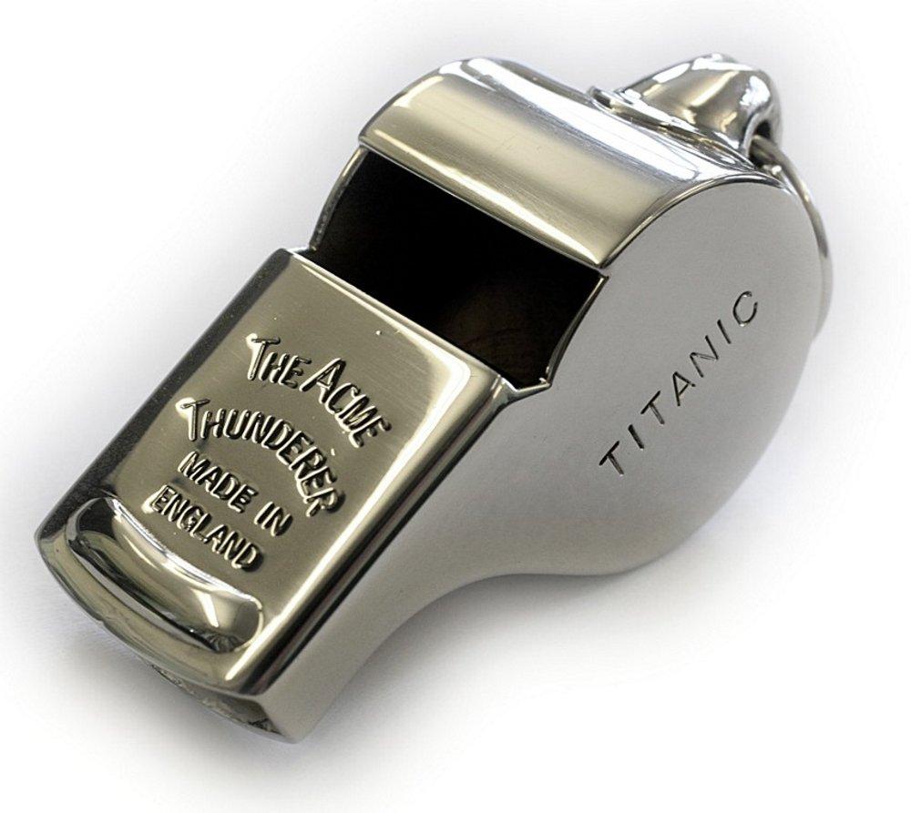 Acme Thunderer TITANIC Mates Whistle by Acme Whistle
