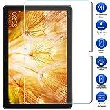 Maxku MediaPad M5 lite 10 ガラスフィルム日本旭硝子素材採用 高透過率 薄型 硬度9H 飛散防止処理 2.5D ラウンドエッジ加工 自動吸着 Huawei 10.1インチ MediaPad M5 lite 10 液晶保護フィルム
