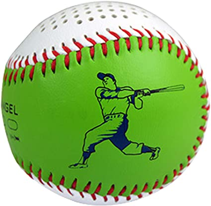 Perfect for Home//Outdoor//Others(Baseball) BVI BOOMERVIVI Baseball Bluetooth Speaker 2.8-Inch Mini Portable Wireless Speaker with Bluetooth V4.0,Hi-Fi Sound