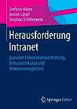Herausforderung Intranet: Zwischen Informationsvermittlung, Diskussionskultur und Wissensmanagement