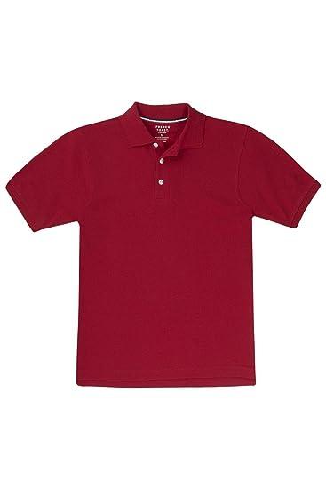 French Toast Schoool Uniform Boys Short Sleeve Pique Polo