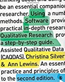 Using Software in Qualitative Research : A Step-By-Step Guide, Lewins, Ann and Silver, Christina, 1446249727