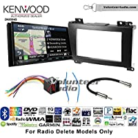 Volunteer Audio Kenwood Excelon DNX994S Double Din Radio Install Kit with GPS Navigation Apple CarPlay Android Auto Fits 2007-2009 Dodge Sprinter 2010-2014 Mercedes-Benz Sprinter