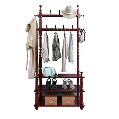 Outstanding Amazon Com Wenlongshop Industrial Coat Rack 2 In 1 Hall Pdpeps Interior Chair Design Pdpepsorg