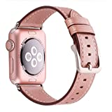 Mkeke Compatible for Apple Watch Band 42mm 44mm