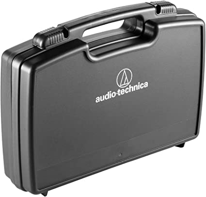 Audio-Technica Wireless Systems Microphone Case ATWRC2