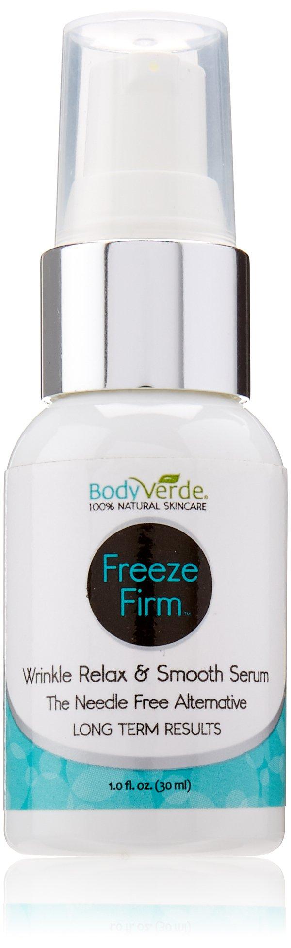 BodyVerde Freeze Firm, 1 Ounce